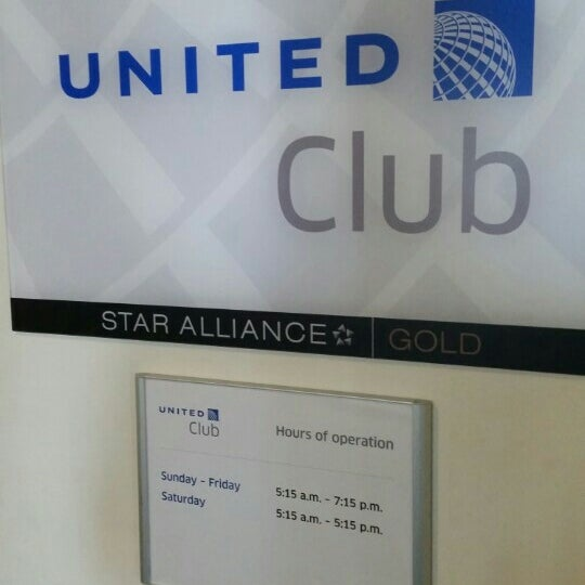 Photo taken at United Club by TANK on 6/25/2016