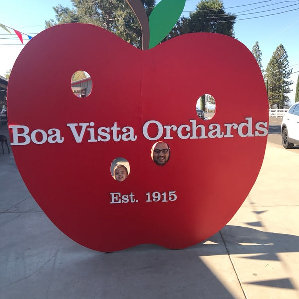 Photo taken at Boa Vista Orchards by Lauren P. on 10/31/2017
