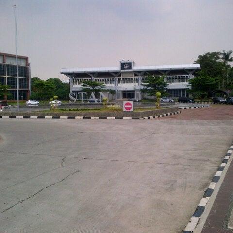 Photo taken at Sekolah Tinggi Akuntansi Negara (STAN) by Ribut W. on 4/27/2013