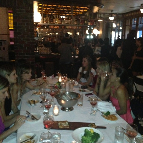 Photo taken at Lavo by Meral T. on 5/18/2013