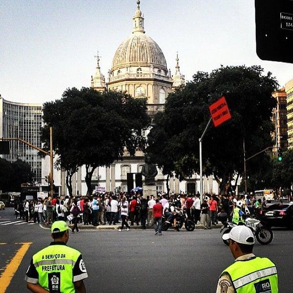 Photo taken at Rio de Janeiro by Thiago A. on 6/20/2013