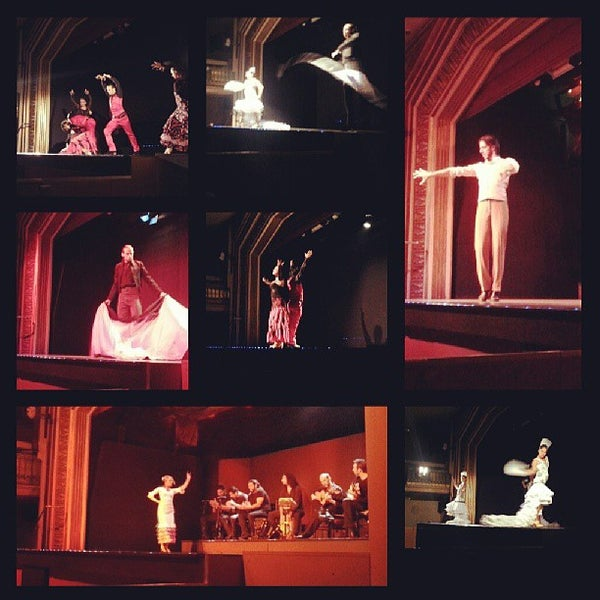 Photo taken at Palacio del Flamenco by Orhan K. on 7/13/2013