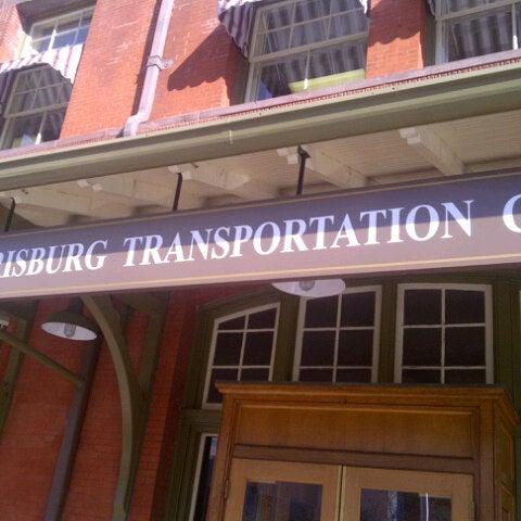 Photo taken at Amtrak: Harrisburg Transportation Center (HAR) by meng J. on 1/2/2013