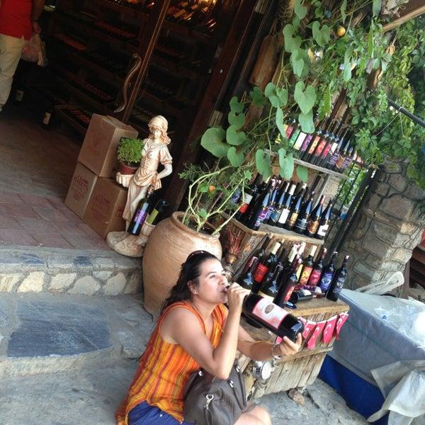 7/4/2013 tarihinde Nildayziyaretçi tarafından Şirince Artemis Şarap ve Yöresel Tadlar Evi'de çekilen fotoğraf
