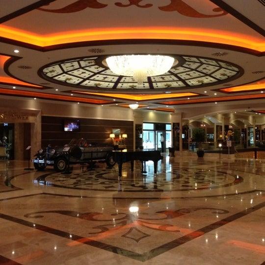 10/6/2012 tarihinde Mehmet V.ziyaretçi tarafından Cratos Premium Hotel & Casino'de çekilen fotoğraf