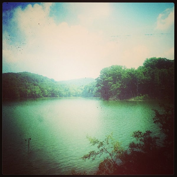Photo taken at Radnor Lake State Park by Carolyn S. on 6/8/2013