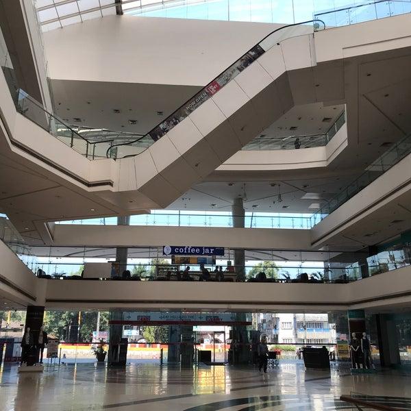 Photo taken at Kumar Pacific Mall by Pratik G. on 11/10/2017