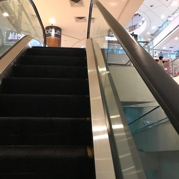 Photo taken at Kumar Pacific Mall by Pratik G. on 2/2/2017