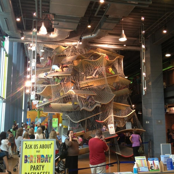 Photo taken at Boston Children's Museum by Phil B. on 7/23/2013