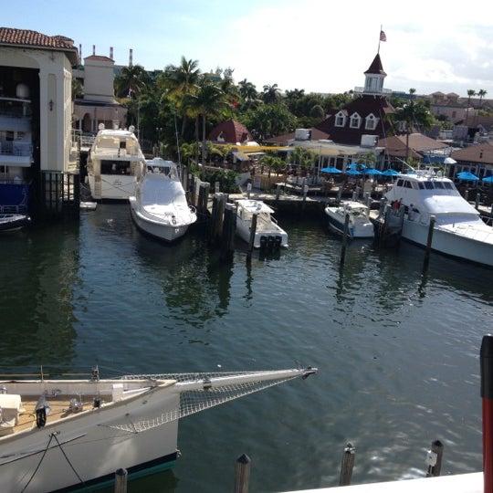 Photo taken at Bimini Boatyard Bar & Grill by Scott M. on 11/15/2012