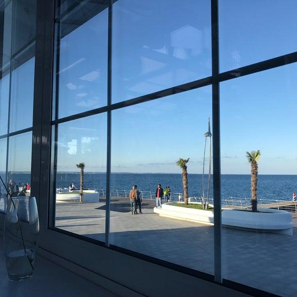 Снимок сделан в Terrace. Sea view пользователем Alexei S. 5/25/2017