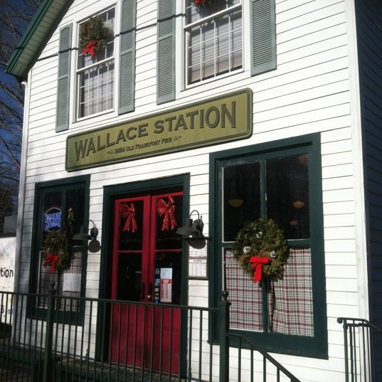 Wallace Station Versailles Ky