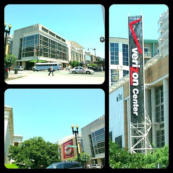 Photo taken at Verizon Center by Tony T. on 6/21/2013