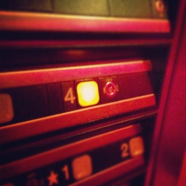 Photo taken at Jet Hotel & Lounge by Joshua O. on 10/13/2012