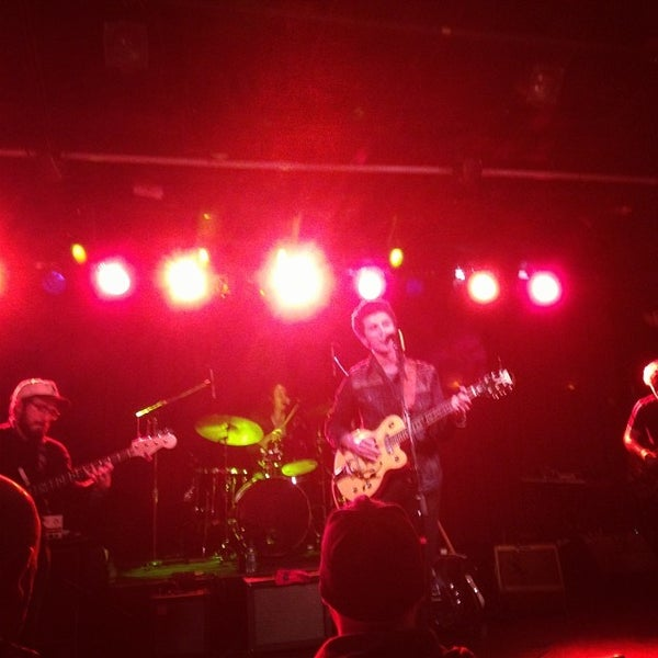 Photo taken at Paradise Rock Club by Mark S. on 10/13/2013