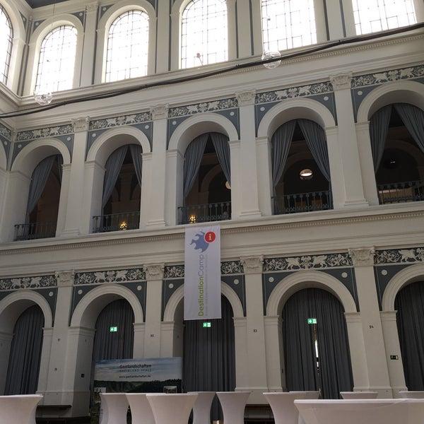 Photo taken at Hamburg Chamber of Commerce by Sebastian M. on 4/22/2016