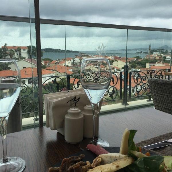 5/22/2016 tarihinde Sinem Kayanziyaretçi tarafından Maison Vourla Hotel'de çekilen fotoğraf