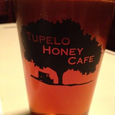 Photo taken at Tupelo Honey by daeci c. on 10/31/2012