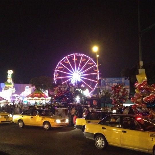 Foto tomada en Fiestas de Octubre por Miguel G. el 10/14/2012