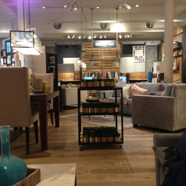 West Elm Furniture Home Store In New York