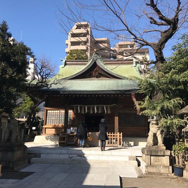 Photo taken at 大塚天祖神社 by Mittyoi A. on 1/18/2017