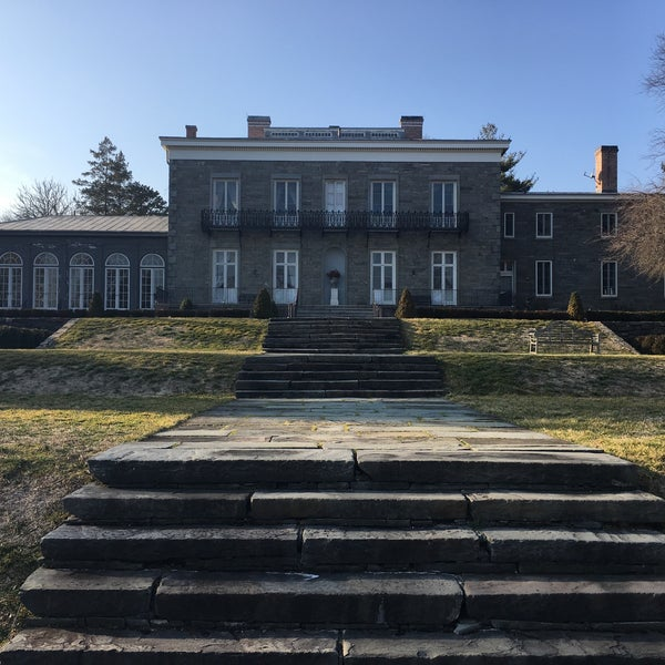 Photo taken at Bartow-Pell Mansion Museum by Georgia on 1/21/2017