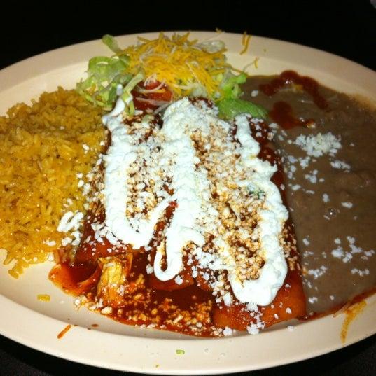 Photo taken at Tia Cori's Tacos by Ron B. on 9/27/2012