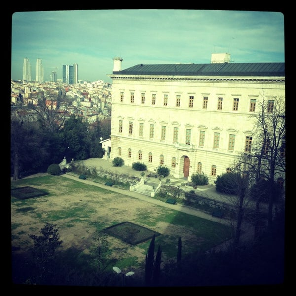 1/21/2013 tarihinde Hussein S.ziyaretçi tarafından Rixos Pera Istanbul'de çekilen fotoğraf