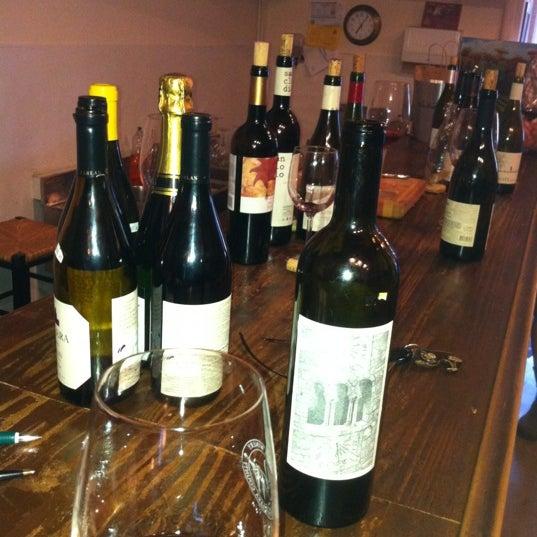 Photo taken at Vino Divino by Don on 7/15/2012