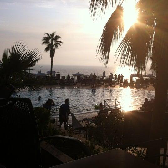 10/2/2012 tarihinde HlkKrcziyaretçi tarafından Pine Bay Holiday Resort'de çekilen fotoğraf