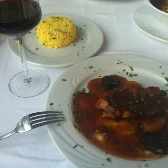 11/11/2012 tarihinde Gokbenziyaretçi tarafından Matbah Restaurant'de çekilen fotoğraf