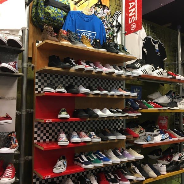 Photo Taken At Journeys Shoes By BB On 4/14/2017