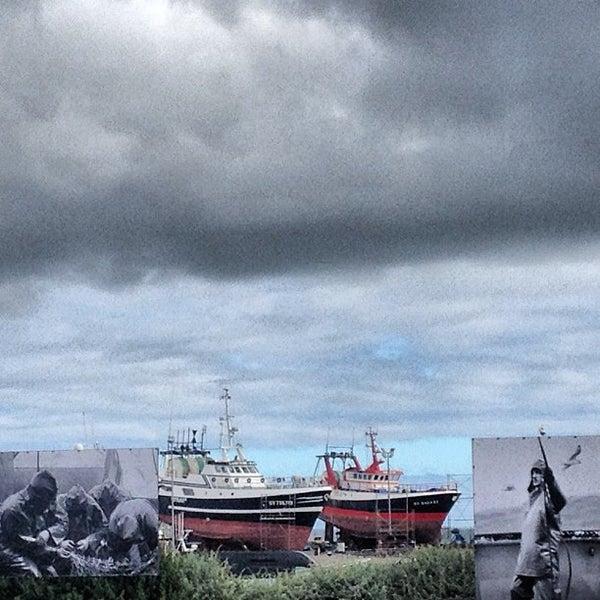 Photo taken at Port du Guilvinec by matias g. on 8/11/2013