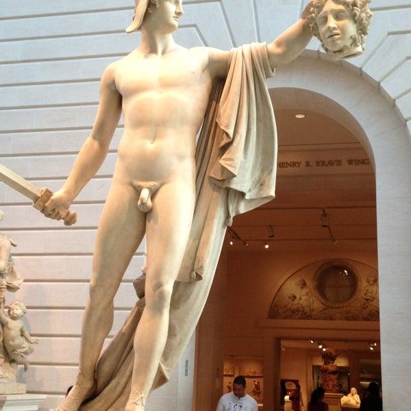 Photo taken at Metropolitan Museum of Art by Naveen on 6/1/2013