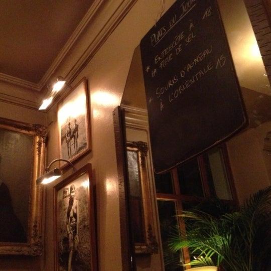Photo taken at Café de l'Industrie by Alexis N. on 11/24/2012