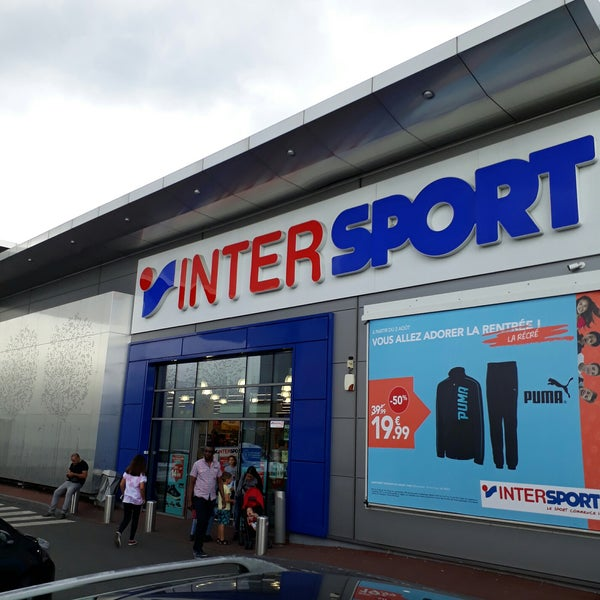 Intersport - Les Halles - 0 tips