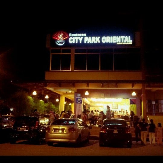 City Park Restaurant Seremban
