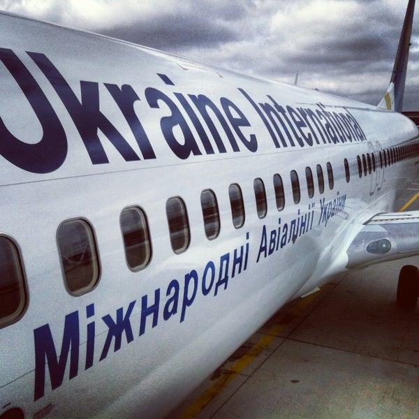 Міжнародний аеропорт 171 Бориспіль 187 Boryspil International