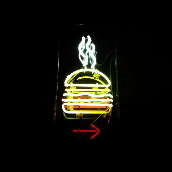 Photo taken at Burger Joint by Daniel R. on 12/4/2012