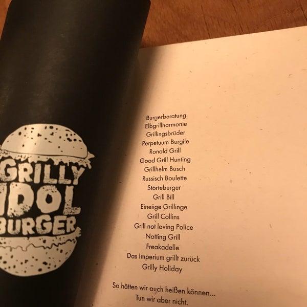 3/7/2018にChris KatoがGrilly Idolで撮った写真