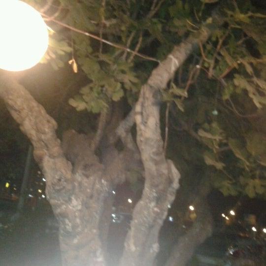 Photo taken at İncir Cafe & Restaurant by Cemre K. on 9/26/2012