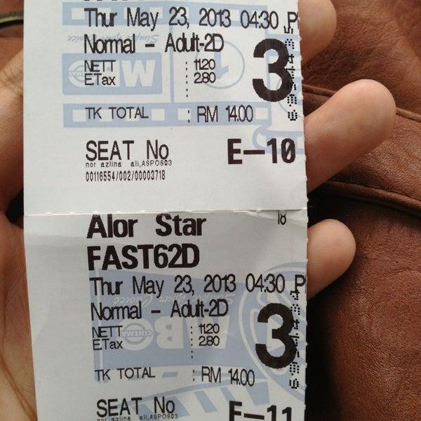 Photo taken at Big Cinemas by Msdella 🐰 on 5/23/2013
