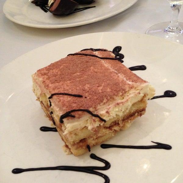 Photo taken at Luce Restaurant & Enoteca by Sarah T. on 3/31/2013