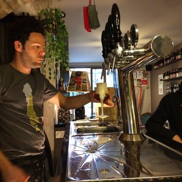 Foto scattata a Il BeeRiccio shop&food da Nicola P. il 5/11/2014