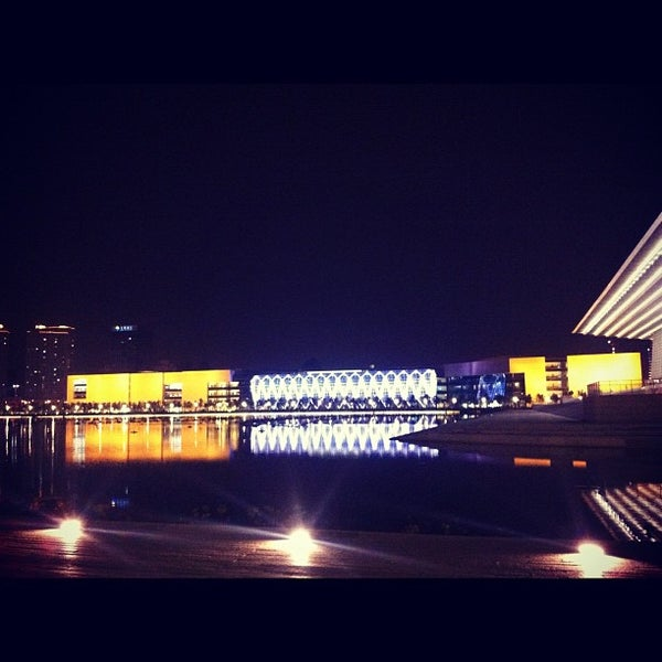 Photo taken at 银河国际购物中心 Galaxy Mall by Yue Z. on 10/14/2012