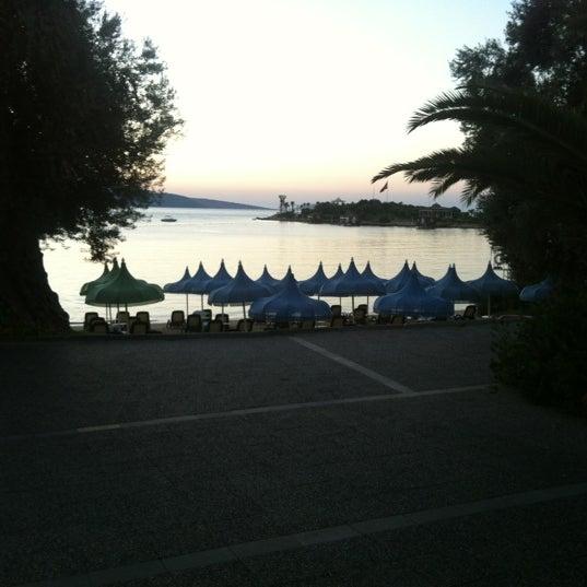9/25/2012 tarihinde Paşahanziyaretçi tarafından Rixos Premium Bodrum'de çekilen fotoğraf