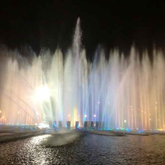 Foto scattata a Gorky Park da Vladi D. il 9/15/2012