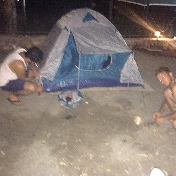 7/16/2015 tarihinde Suatziyaretçi tarafından Azmakbasi Camping'de çekilen fotoğraf