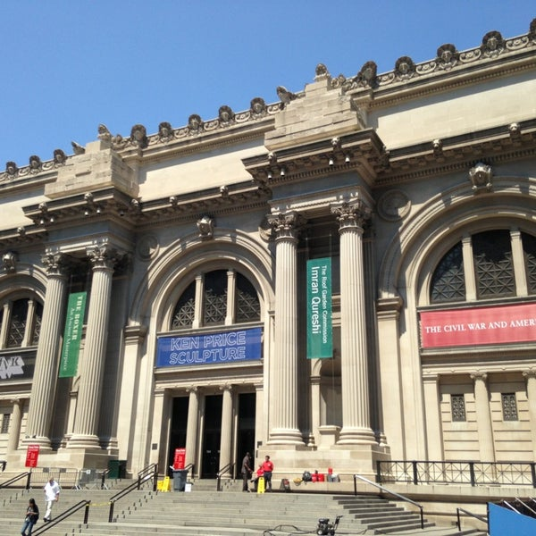 Photo taken at Metropolitan Museum of Art by Mickey M. on 6/17/2013