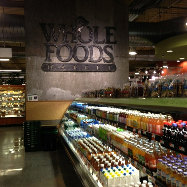 Photo taken at Whole Foods Market by Bobby A. on 8/18/2013